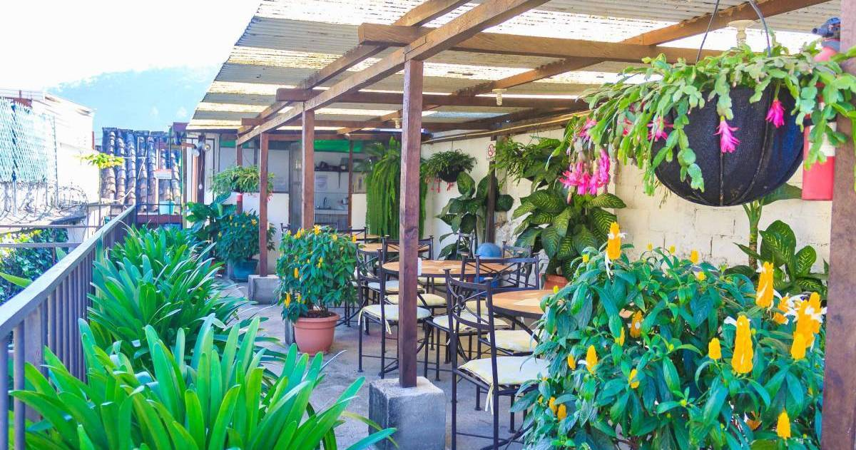 hostel reservations in Antigua Guatemala