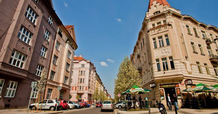 hostel reservations in Prague
