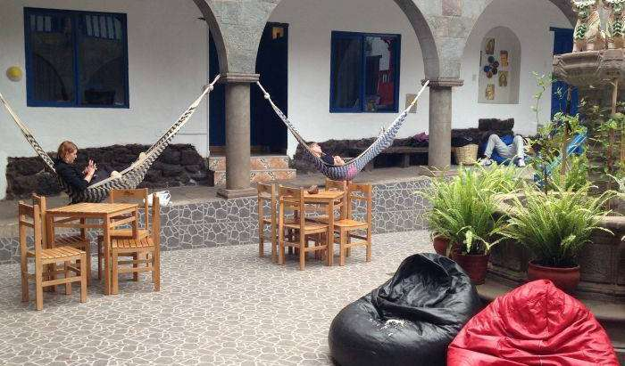 best hostels for couples in Cusco, Peru