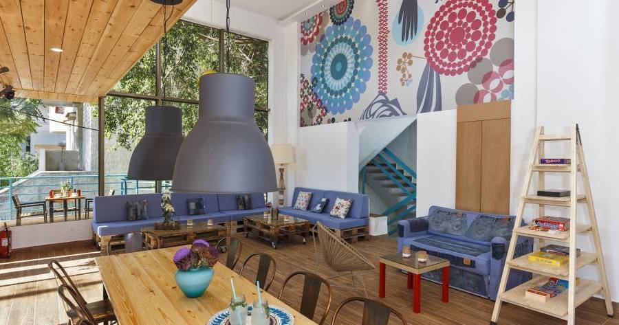 backpacker hostel in Rodos